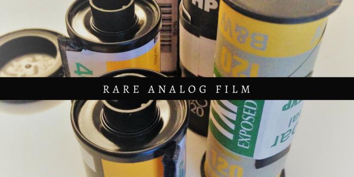 rare analog film