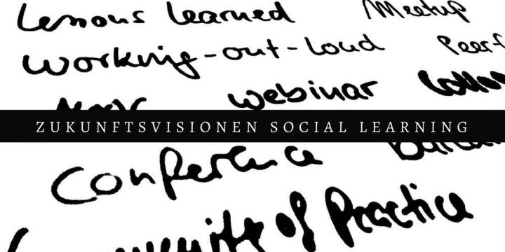 Zukunftsvisionen Social Learning